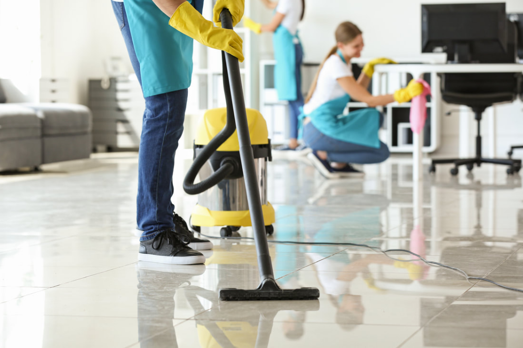 Top things to consider before hiring a person for a cleaning job