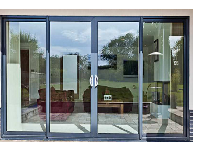 Why Most People Prefer Aluminum Sliding Doors