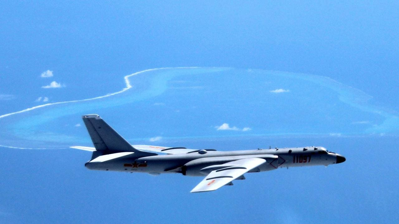 Beijing's ominous Taiwan 'signal' to new US administration