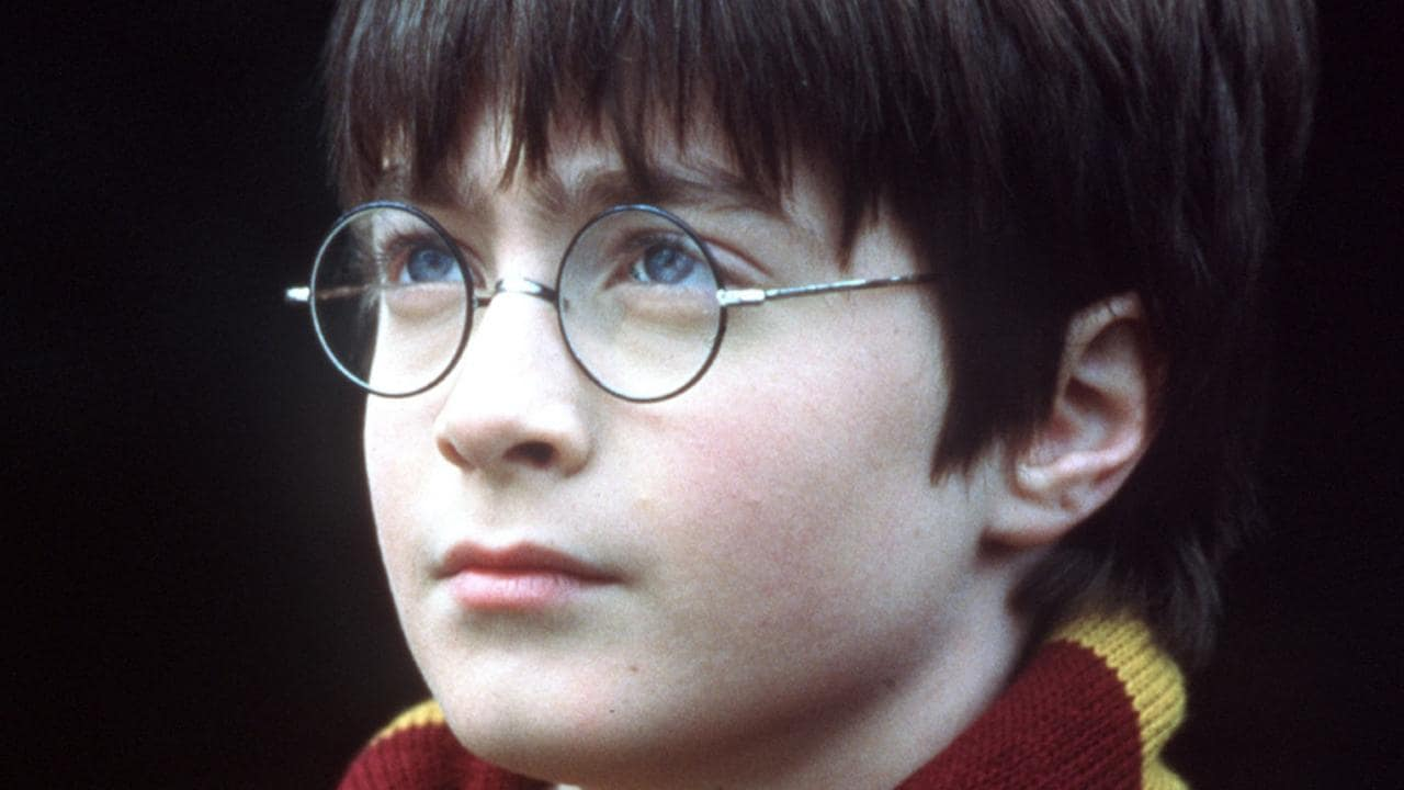 Daniel Radcliffe was discovered for Harry Potter sitting in a London theatre