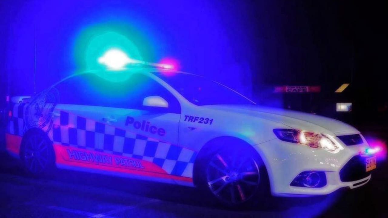 Driver charged after four men injured while changing tyre on M7