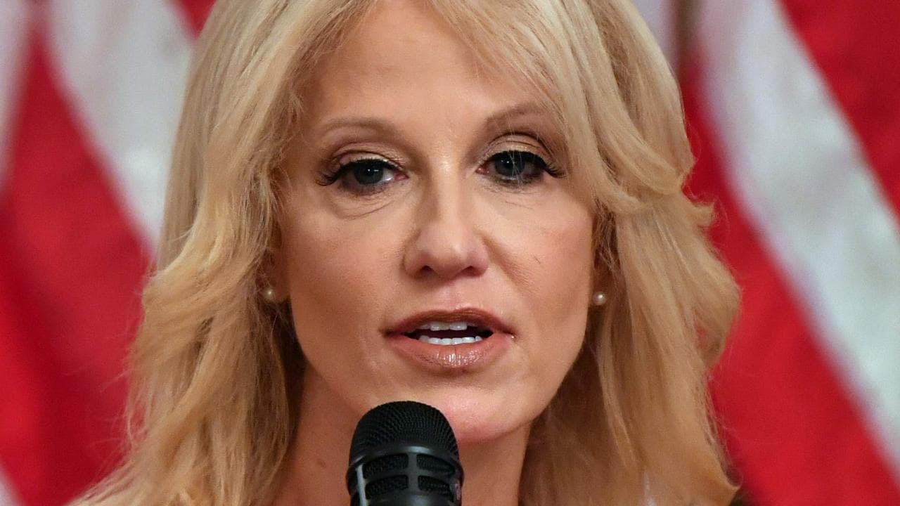Kellyanne Conway posts daughter Claudia Conway's nude photo
