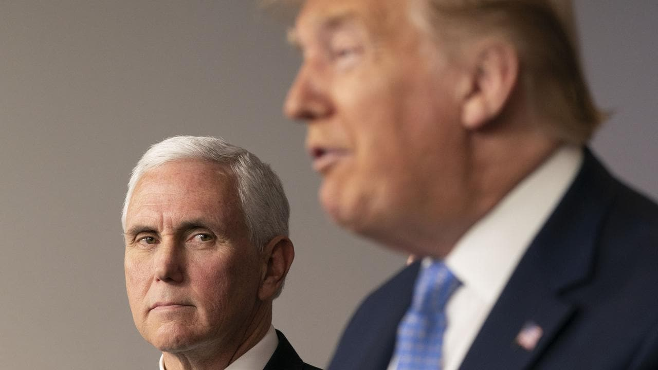 Mike Pence's refusal to reject Electoral College results sparked chaos