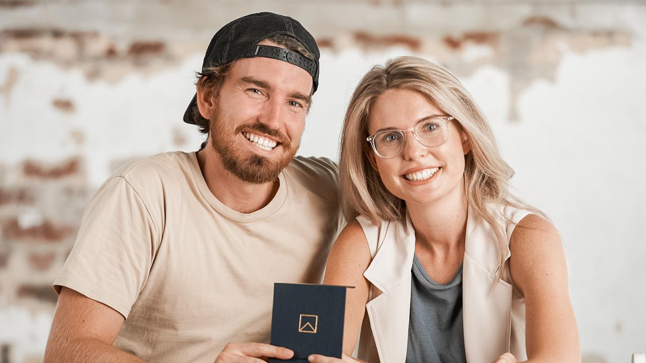 Perth-based NoteCube business started with a brother and sister's gift idea for their mum