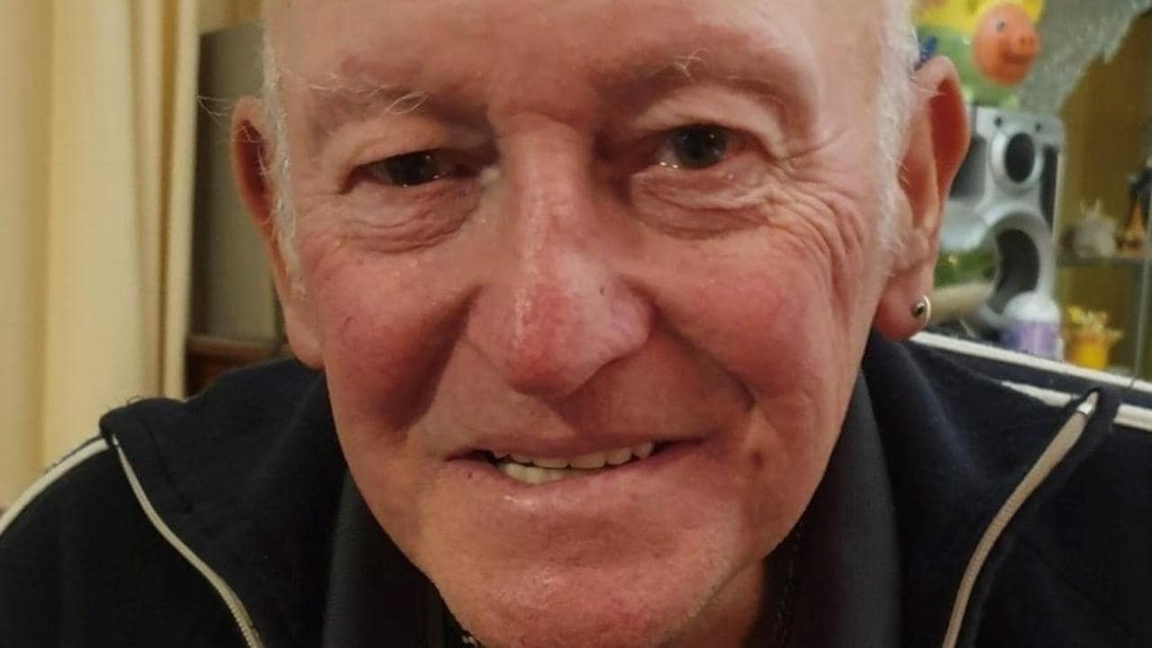 Police search for Alan, 71, after he vanishes from Frankston Hospital
