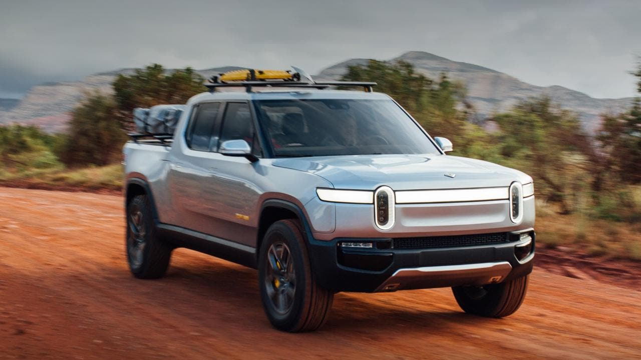 Rivian scores another huge cash investment