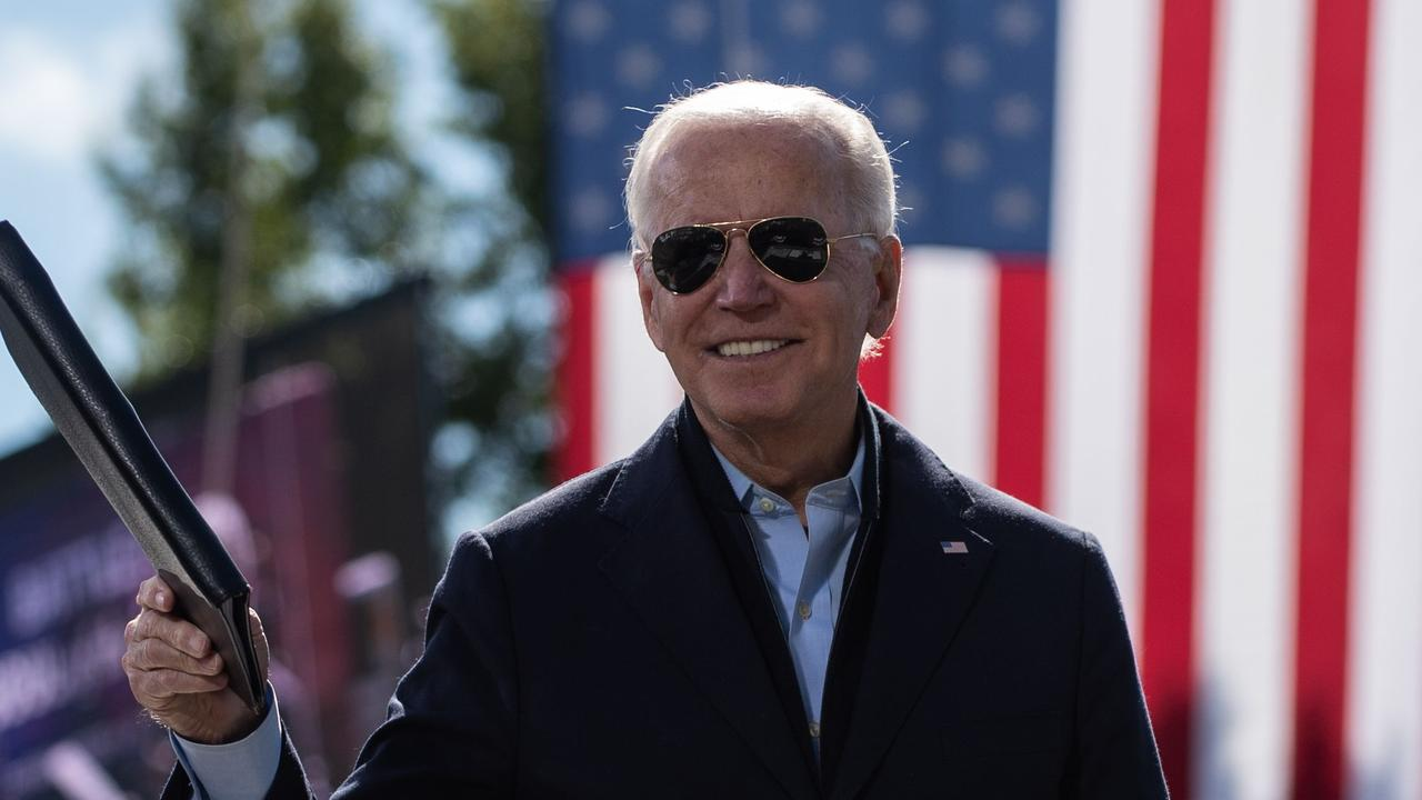 Scott Morrison hopes Biden inauguration will bring unity after 'terrible few months'