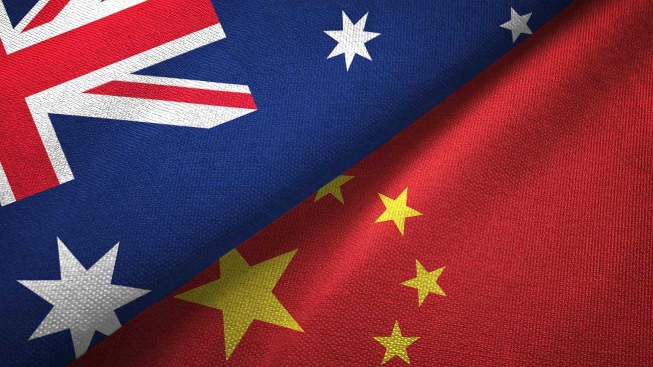 Scott Morrison says no China talks with preconditions