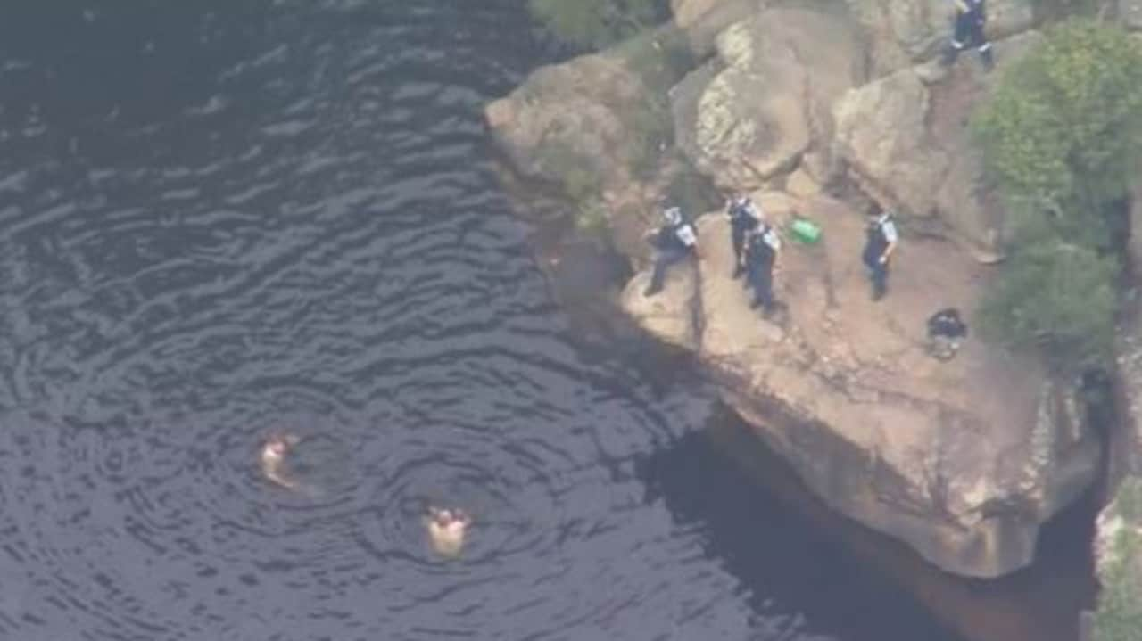 Search for teen feared drowned