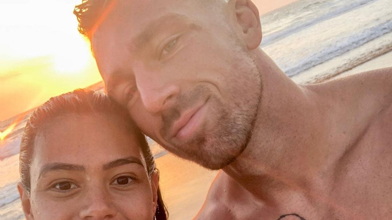 Titans, Eels star Bryce Cartwright and anti-vax wife Shanelle split after move to Sydney