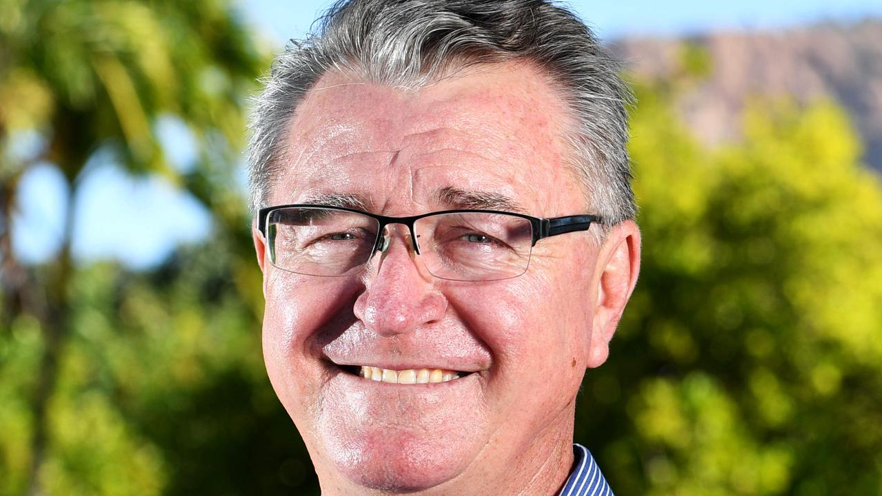 Townsville MP Les Walker slapped with fine and banned after bar brawl at Mad Cow Tavern