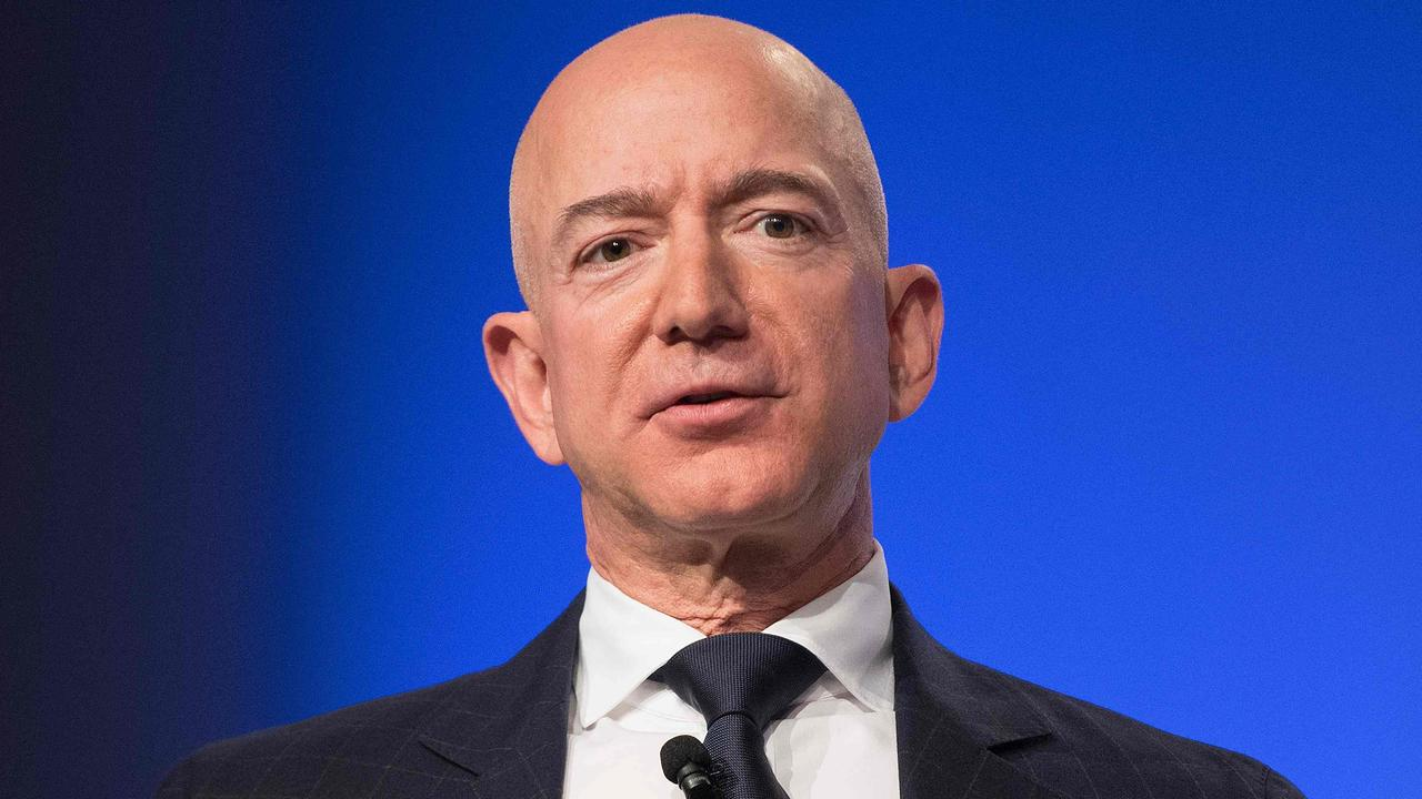 Amazon CEO and founder with net worth of $182 billion to be replaced by Andy Jassy