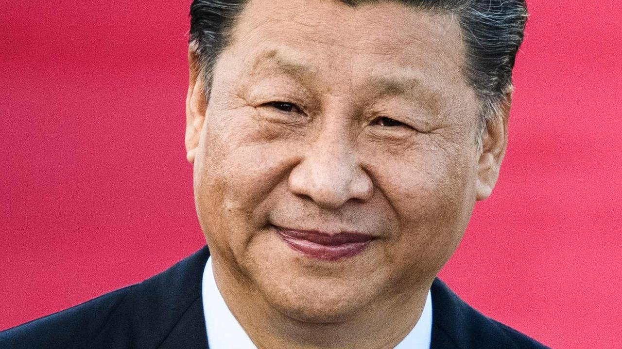China accuses Australia of being part of an 'axis of white supremacy'