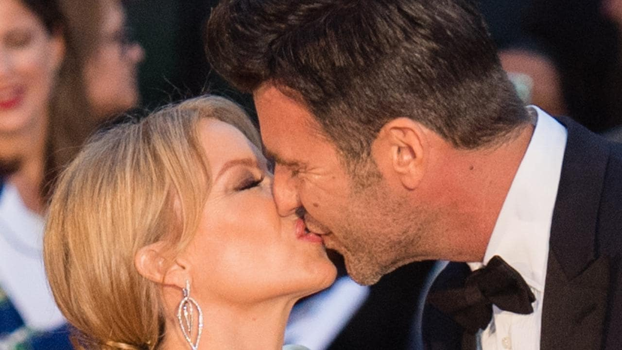 Is Kylie Minogue engaged to boyfriend GQ creative director Paul Solomons?