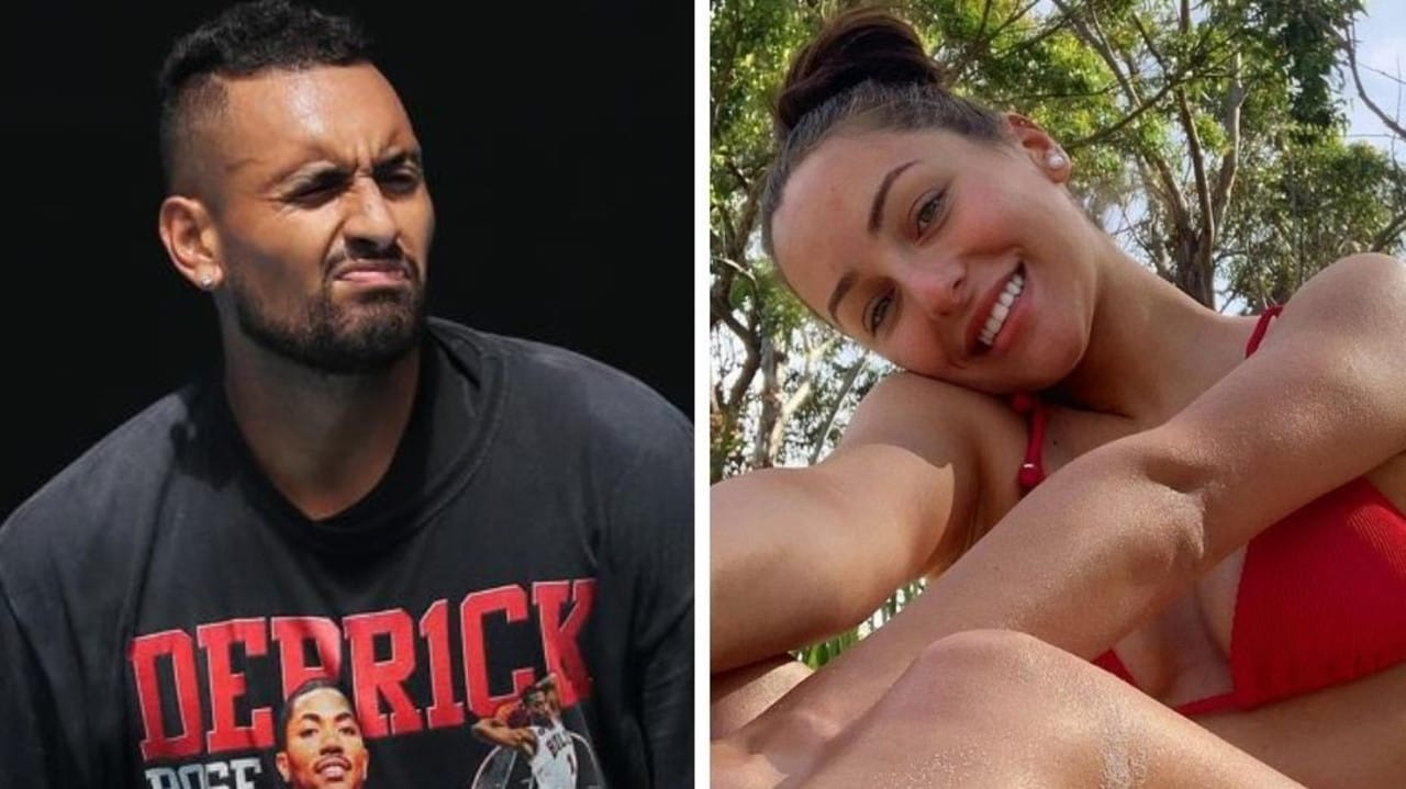 Nick Kyrgios girlfriend, Instagram post about 'cheaters', cryptic message, who is Chiara Passari, Australian Open