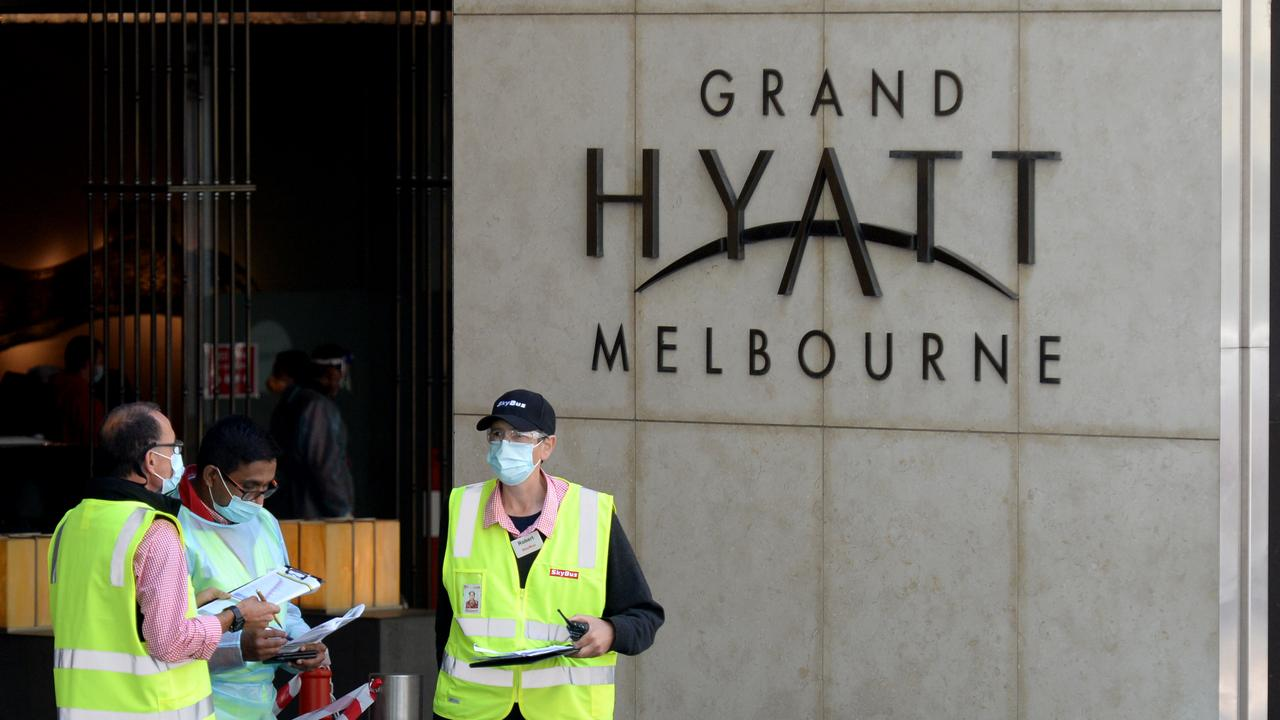 Victorian hotel quarantine worker had 'high viral load' and likely carrying mutant UK strain