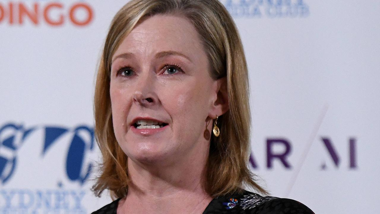 ABC 7.30 anchor Leigh Sales's honest words about sexism in Australia