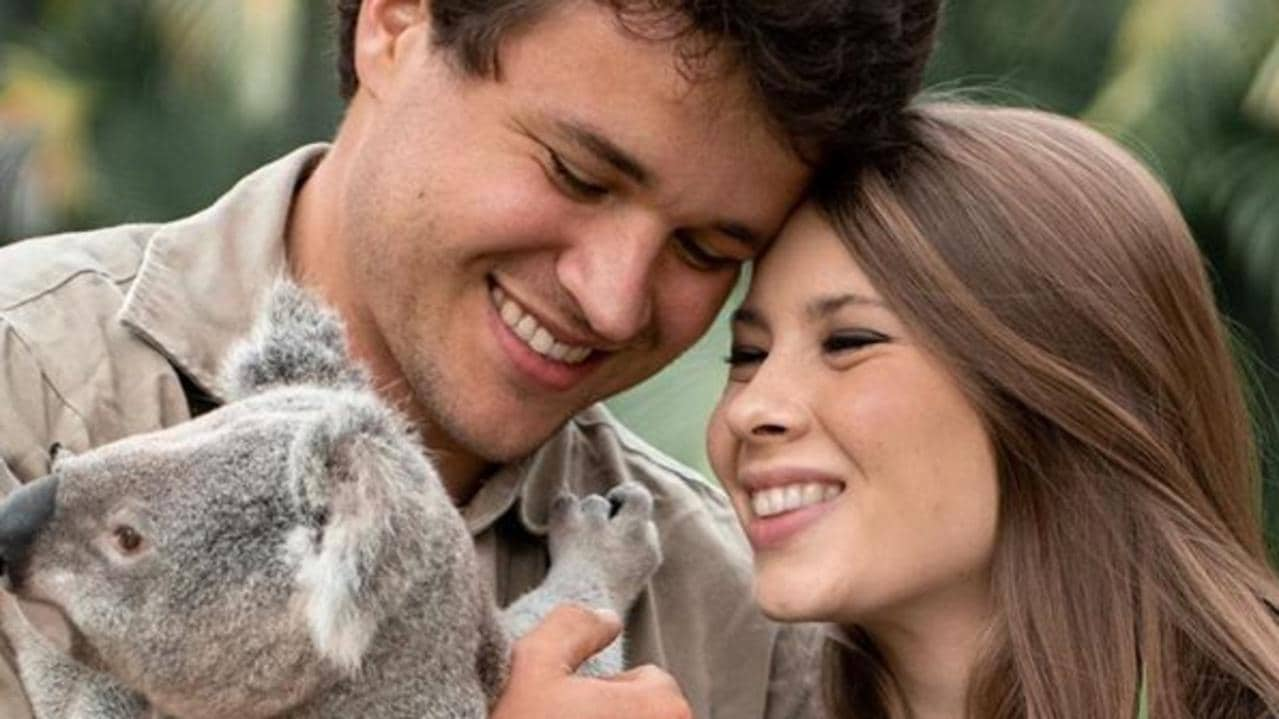 Bindi Irwin reveals her baby is due in a week amid secret birth rumours