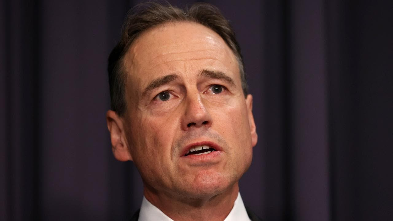 Greg Hunt confirms asymptomatic testing authorised for Brisbane residents