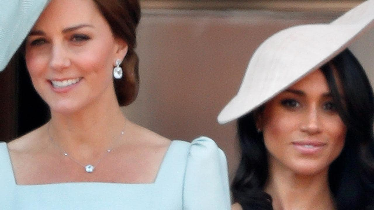 Kate Middleton 'mortified' over Meghan's claims she made her cry