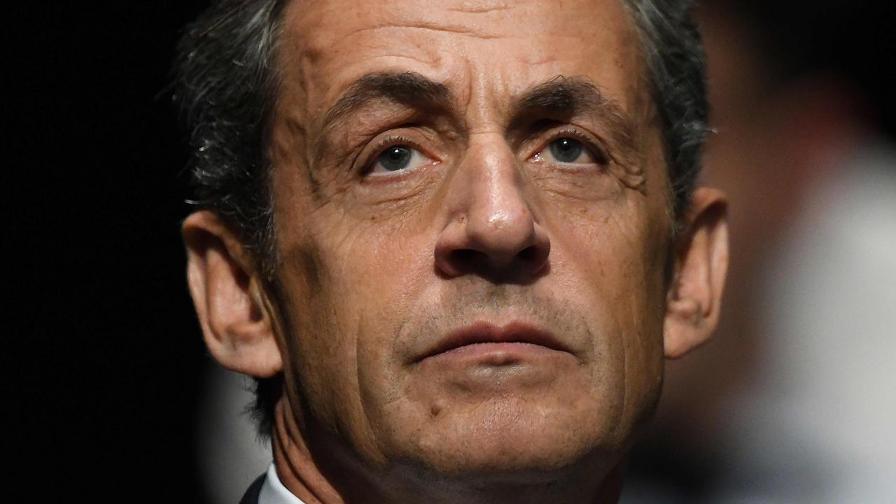 Nicolas Sarkozy, former president of France, sentenced to three years in jail