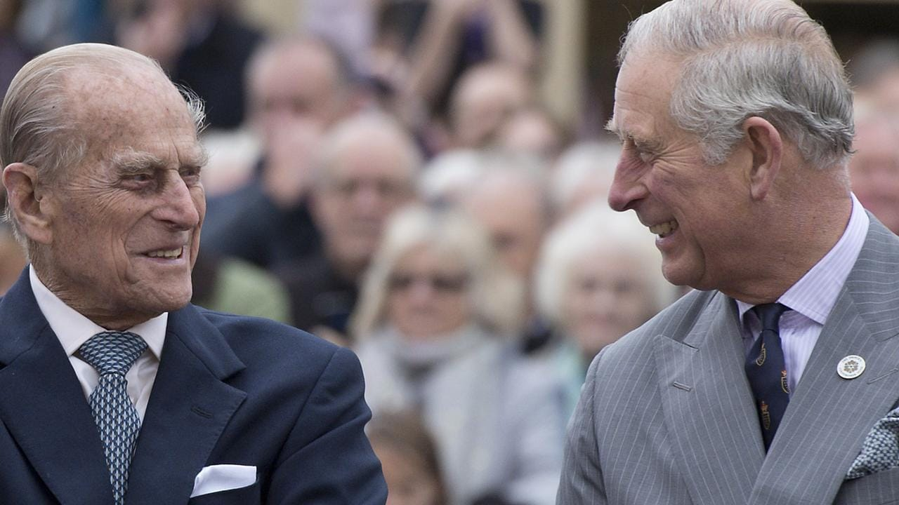 Prince Charles bedside visit to plan royal family future