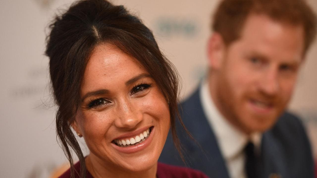 Prince Harry 'trying to keep up' with Meghan Markle