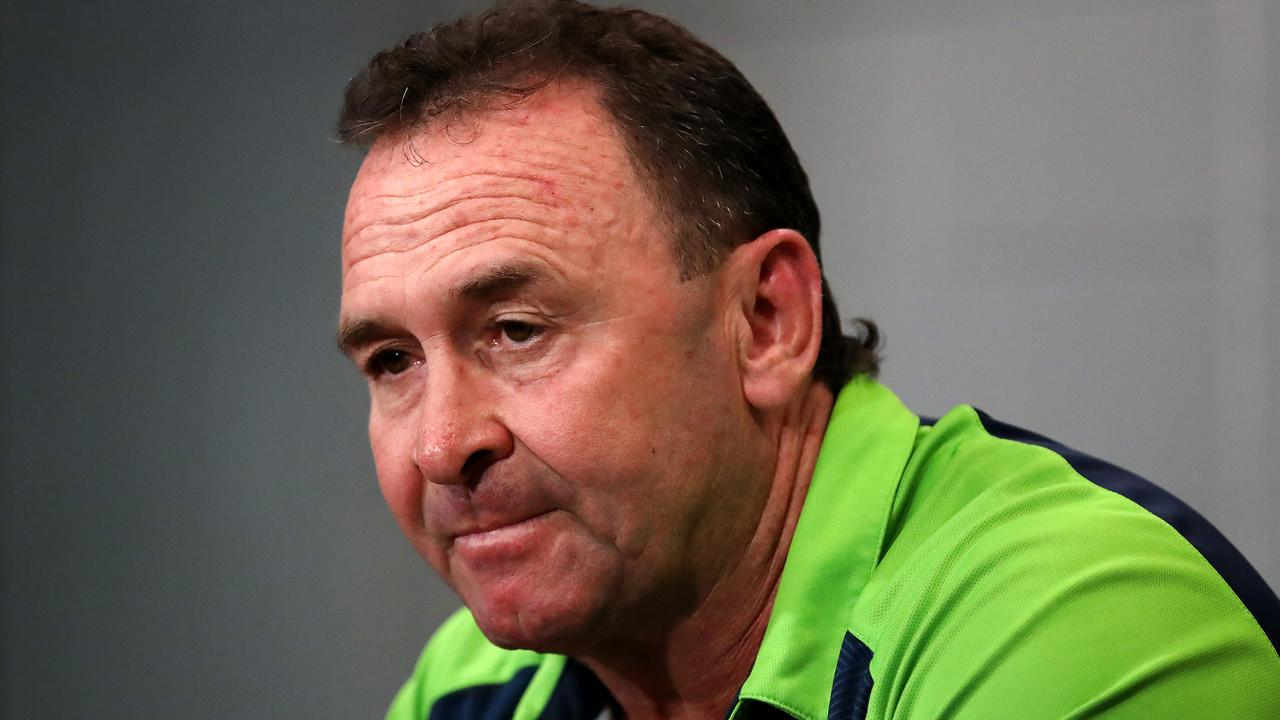 Ricky Stuart reportedly under investigation, Canberra Raiders vs Warriors