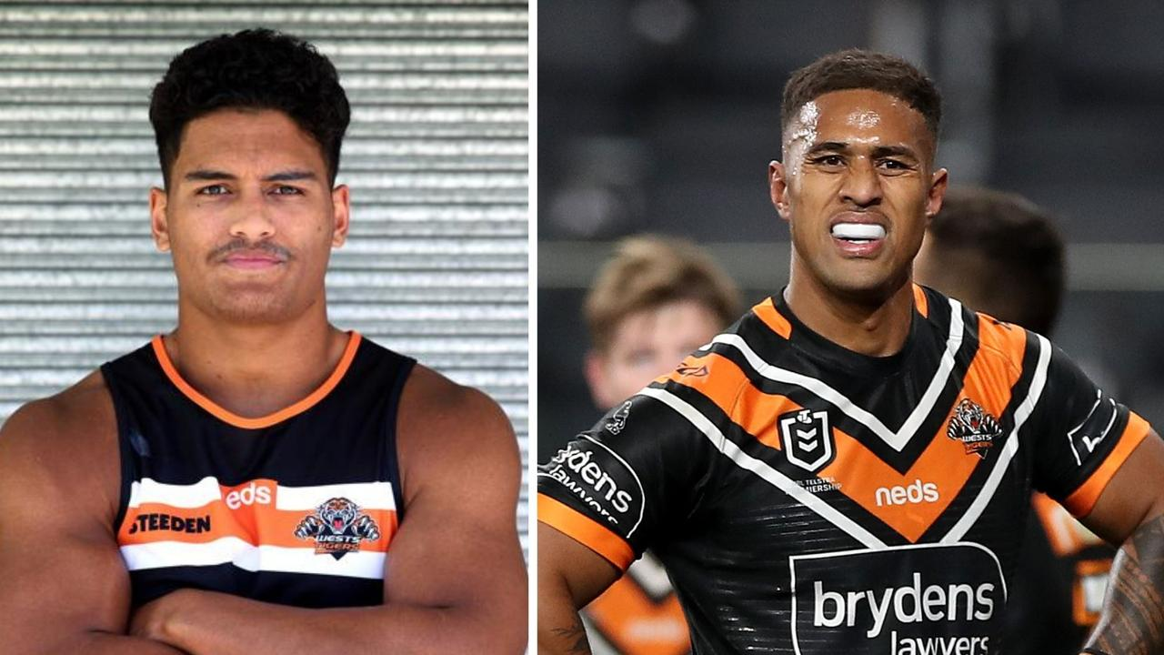 Wests Tigers pair, Shawn Blore, Michael Chee-Kam, trans and homophobic, slammed, photoshop, demand apology, House of Iman