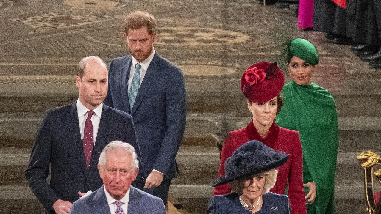 Close friend says William's tribute was not dig at Harry
