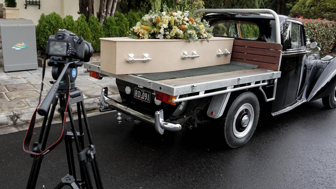 Demand for funeral photography and videography booms in wake of COVID-19 pandemic