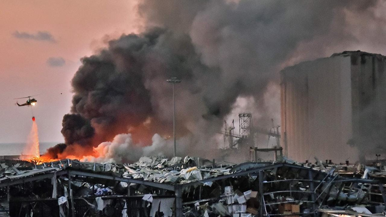 Lebanon on brink of collapse, does not have new government months after Beirut blast