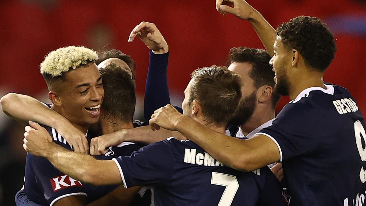 Melbourne Victory vs. Western Sydney Wanderers