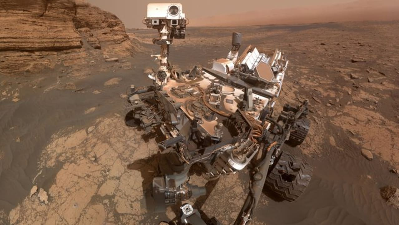NASA Perseverance Mars rover shares selfie from surface